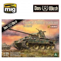 Pzkpfwg. V Panther A early/mid 1/35