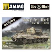 PzKpfwg.VI Ausf.B Tiger II Sd.Kfz.182