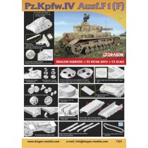 Pz.Kpfw.IV Ausf.F1(F) 1/72