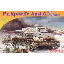Pz.Kpfw.IV Ausf.G Early Production   1/72