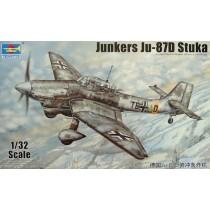 Junkers Ju-87D 'Stuka' 1/32