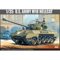 M18 Hellcat Tank Destroyer 1/35