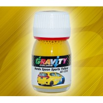 Honda Spoon Sports Yellow Gravity Colors Paint– GC-1218