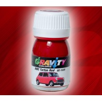 BMC Tartan Red Gravity Colors Paint– GC-1225