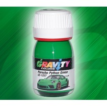 Porsche Python Green Gravity Colors Paint– GC-1227
