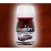 Chevrolet Classic Copper Gravity Colors Paint– GC-2211