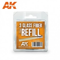 3 glass fiber refill 4 MM.
