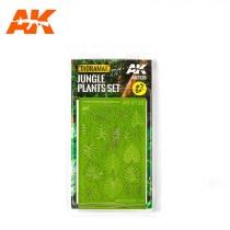 JUNGLE PLANTS SET 1/32 AND 1/35