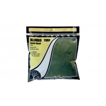 Blended Turf - Green Blend - Bag -54.1 in3 (886 cm3)