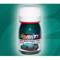 Aston Martin Viridian Green Gravity Colors Paint– GC-2229