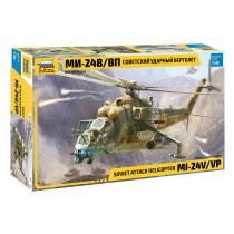 """Mil Mi-24V/VP The Mi-24 (NATO code """"Hind"""") 1/48"""
