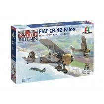 FIAT CR.42 FALCO, Battle of Britain 80th Anniversary 1/72