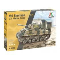 M4 SHERMAN U.S. MARINE CORPS 1/35
