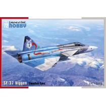 Saab SF-37 Viggen Recce 1/72