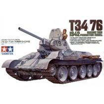 Soviet T-34/76 1942 production model  1/35