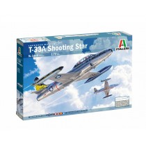Lockheed T-33A Shooting Star, calcas españolas 1/72