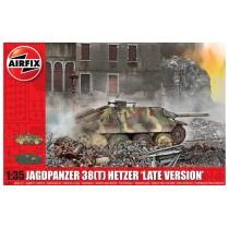 """JagdPanzer 38 tonne Hetzer """"Late Version""""  1/35"""
