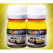 Pennzoil Pearl Yellow Gravity Colors Paint – GC-2231