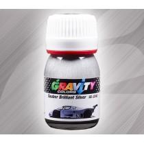 Sauber Brilliant Silver Gravity Colors Paint– GC-2242