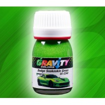 Dodge Snakeskin Green Gravity Colors Paint– GC-2240