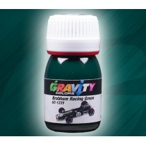 Brabham Racing Green Gravity Colors Paint– GC-1235