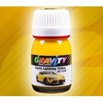 Toyota Lightning Yellow Gravity Colors Paint– GC-1238