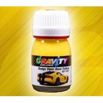Dodge Viper Race Yellow Gravity Colors Paint– GC-1241