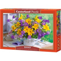 Flowers & Garden 1000 pzas