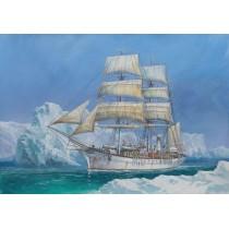 Pourquoi Pas sailing ship 1/100