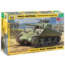 M4A2 Sherman 1/35