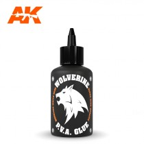 WOLVERINE P.V.A. GLUE 100 ml.