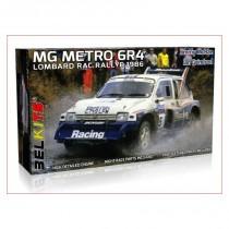 MG METRO 6R4 (LOMBARD RAC RALLYE 1986) 1/24