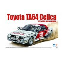 Toyota TA64 Celica 85 Safari 1/24