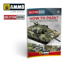 SOLUTION BOOK. CÓMO PINTAR CARROS RUSOS MODERNOS (Multilingüe)