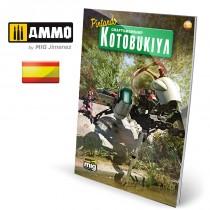 Pintando KOTOBUKIYA Models , en español