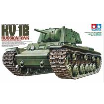 Sov. KV-1B 1940 Heavy MBT (1) 1/35