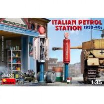 MiniArt Italian Petrol Station 1930-40s 1/35