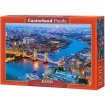 Aerial View of London,Puzzle 1000 PZAS.