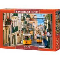 Lisbon Trams,Portugal,Puzzle 1000 PZAS.