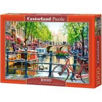 Amsterdam Landscape,Puzzle 1000 PZAS.