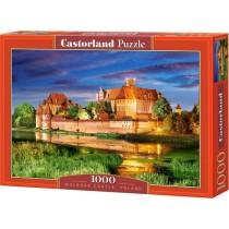 Malbork Castle, Poland,Puzzle 1000 PZAS.