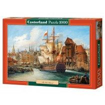 The Old Gdansk,Puzzle 1000 PZAS.