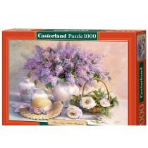 Flower Day,Trisha Hardwick,Puzzle 1000 PZAS.