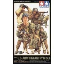 U.S. Army Infantry GI set  1/48