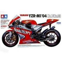 """""""Spain's N°1"""" Yamaha YZR-M1 1/12"""