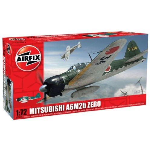 Mitsubishi A6M2b 'Zero' 1/72