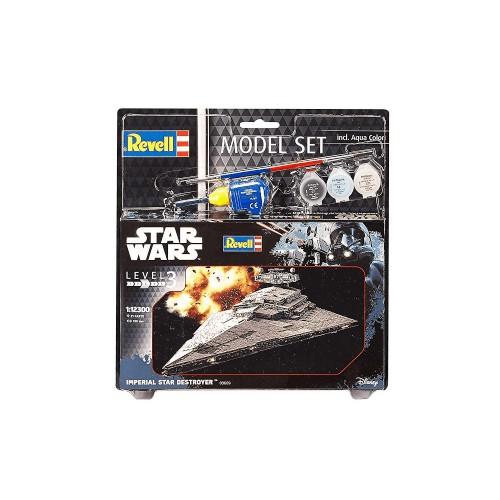 Model Set Imperial Star Destroyer