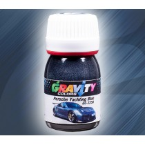 Porsche Yachting Blue Gravity Colors Paint– GC-2250