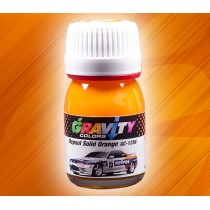 Repsol Solid Orange Colors Paint– GC-1256