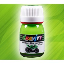 Kawasaki Ninja Lime Green Gravity Colors Paint– GC-1249